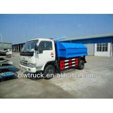 DongFeng JinKa brazo de basura camión de basura (4000L)