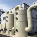 Coluna de absorção de alta eficiência
