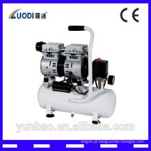 Fabricante de Compressor de Ar Mudo sem Óleo CE