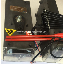 DZD1-653 Unidad de freno para Xizi Gearless Traction Machine
