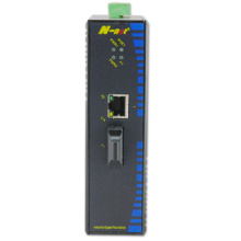 switch POE industriale gigabit ethernet non gestito