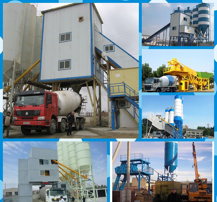 Case concrete plant