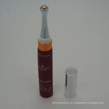 10-15ml Eyecream embalagem tubo com tampa de bojo