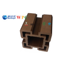 101 * 101mm WPC Post mit CE & Fsc Zertifikat