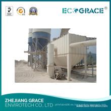 Colector de polvo Baghouse para la recolección de polvo en el filtro de polvo de la planta de cemento