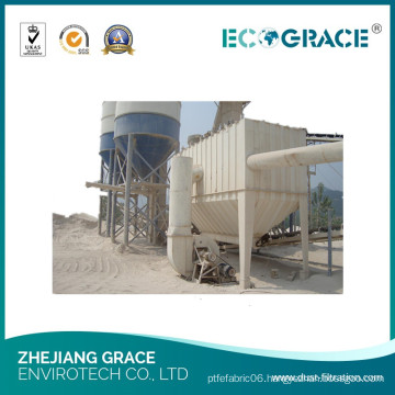 Baghouse Dust Collector for Dust Collection in Cement Plant Dust Filter