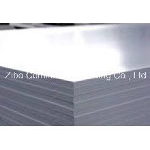 Tablero rígido de PVC (color gris y blanco)