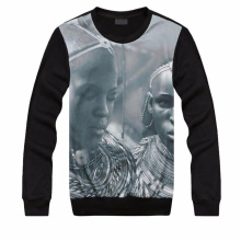 Maßgeschneiderte Mode 3D Digitaldruck Sweatshirt