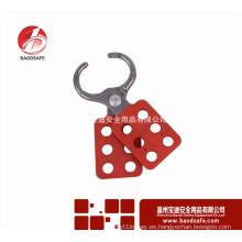 Wenzhou BAODSAFE cerradura de seguridad de la economía de bloqueo de aluminio Hasp LOTO bloqueo BDS-K8611