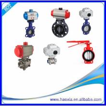 Actionneur pneumatique à haute pression en acier inoxydable à haute pression avec vapeur à gaz d'eau d'air