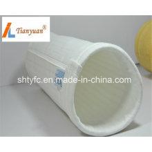 Venta caliente Tianyuan bolsa de filtro de fibra de vidrio Tyc-30245