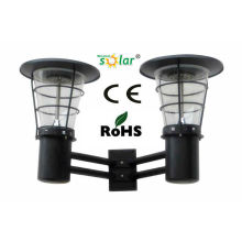 Unique style CE decking lighting wall mount solar lights (JR-2602)