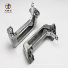 manija de la puerta de fundición a presión de aluminio