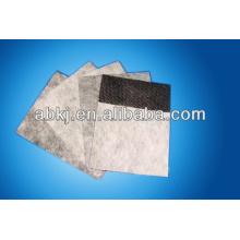 Paño filtrador del acondicionador de aire / tela filtrante del carbón / paño del filtro del aire del carbón activado