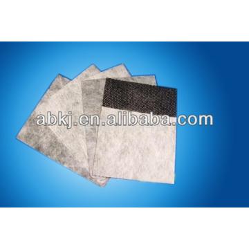 Air conditioner filter cloth/ carbon filter cloth / Activated Carbon air Filter cloth