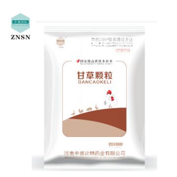 ZNSN  Antiviral Herbal  Medicine Licorice Granules