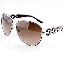 New Fashion Accessories Lady Sunglasses with Promotion Lens (14265)
