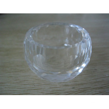 Suporte de vela de cristal (JD-CL-039)