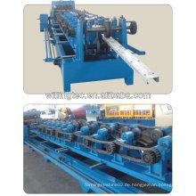 Hochwertige gebrauchte CZ Purling Roll Forming Machine