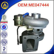 TD07S ME047444 turbocompresseur pour moteur Mitsubishi 6D16T