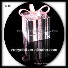 cadeaux en cristal