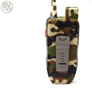 Smart Phone Walkie Talkie med GPS-positionering
