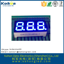 China best sale three digit LED seven segment display for home applicance