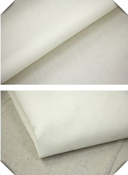 60 Cotton 40 Polyester Muslin Fabric