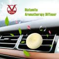 Healcier Neue Idee Umweltfreundlicher Auto-Lufterfrischer Diatomit
