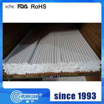 PTFE extrudado Rod / bar 100% virgem