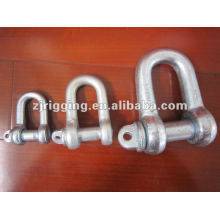 d type Shackle