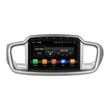 Zwei Din Android 8.0 Auto DVD Sorento 2015