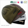100% Cotton Jeep Knitted Cuff Hat