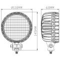 Heavy Duty 56W Runde LED Maschine Arbeitsscheinwerfer