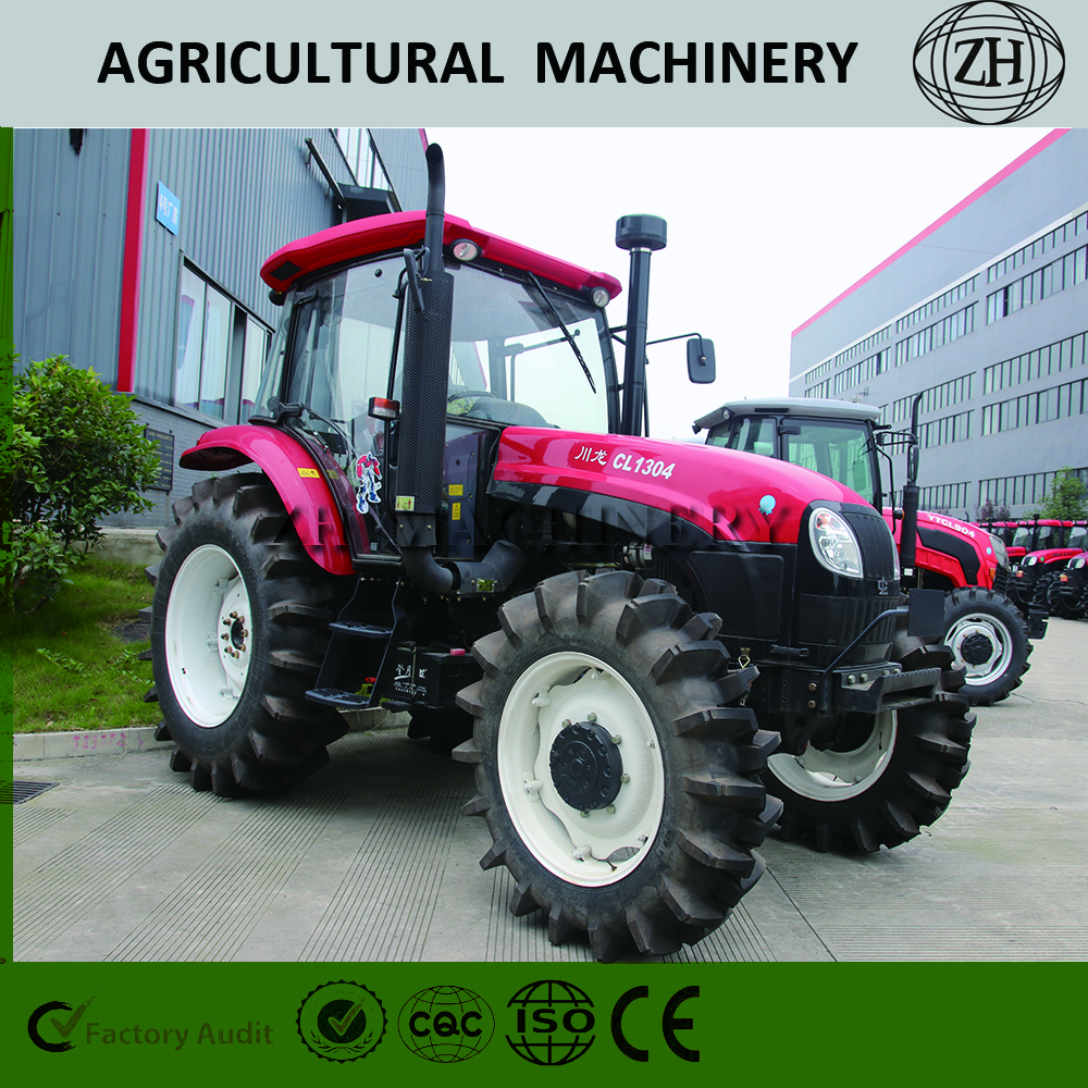 Multi Functional Farm Tractor with Tires