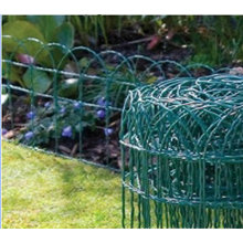 PVC Coated Garden Border Fence (TS-J91)