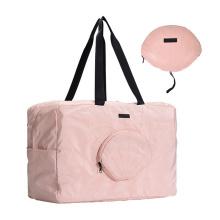 Wholesale Fashion Travel Bags Sports Waterproof Hand Baggage Foldable Luggage Storage Travel Bag