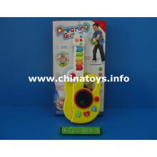 Novo Instrumento Musical. Guitar Kids brinquedos de plástico (652001)