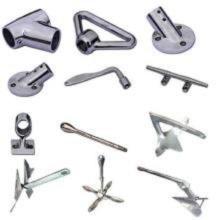 Custom Precision Casting Marine Hardware (Feinguss)
