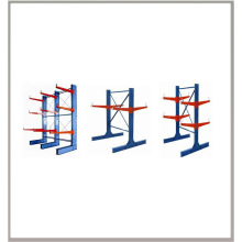 Blue Orange double sided heavy duty industrial cantilever racks 800 mm Length