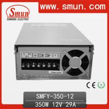 350W 12V15V24V48V fonte de alimentação de comutação de LED à prova de chuva