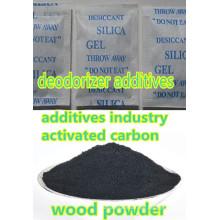 Aktivkohle als Deodorant im Waschraum