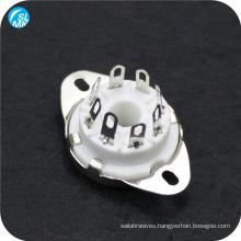 ceramic tube sockets steatite ceramic parts for sale