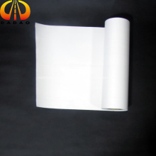 Papel de poliéster opaco blanco resistente a los rayos UV