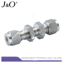 Instrument Stainless Steel Connector Tube Fitting