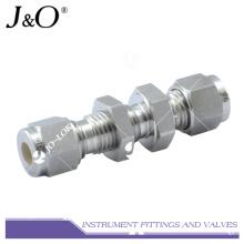 Instrumento de montagem de tubo de conector de aço inoxidável