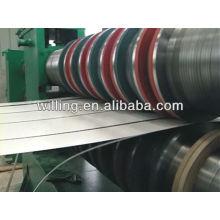 Preço da máquina da linha de corte da bobina de aço