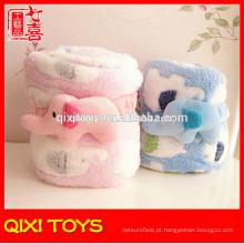 Alibaba china fornecedor 100% poliéster barato tecido super macio para cobertor do bebê