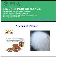 Fornecimento de vitamina B6 natural de alta qualidade