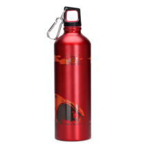 BPA Free Single Wall Stainless Steel Sports Bottle